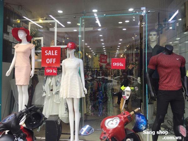 Cần sang Shop hoặc mặt bằng Shop ngay ngã 3 mặt tiền