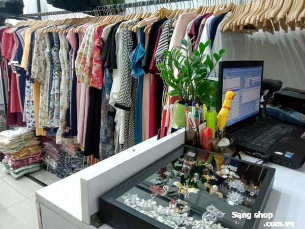 Cần sang shop mặt tiền Lê Văn Sỹ