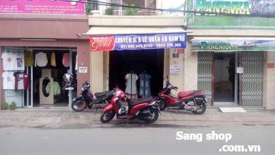 Cần sang Shop nằm mặt tiền đường Lê Lợi