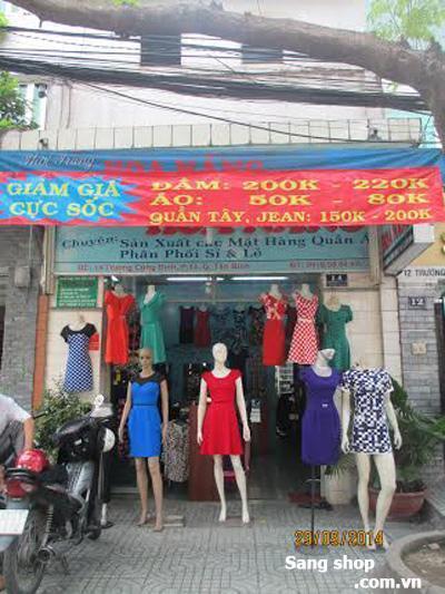 Cần Sang Shop quần áo giá rẻ quận Tân Bình