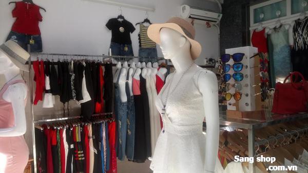 Cần sang shop quần áo ở đường Phan Văn Trị