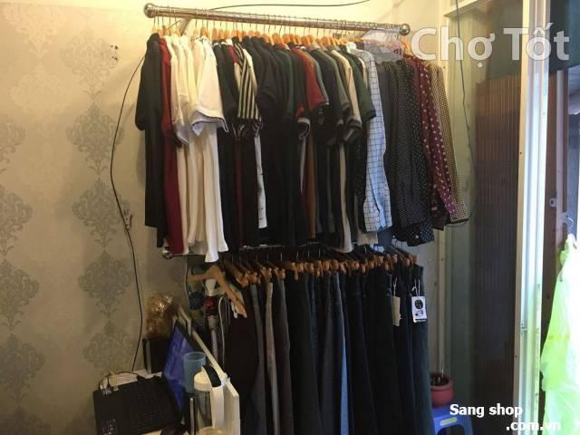 Cần sang shop quần áo quận Tân Bình