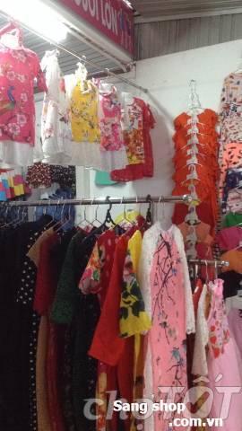 Cần sang shop quần áo trẻ em quận 9