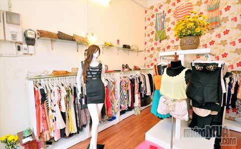 Cần sang shop thời trang đẹp Quận Ba Đình, Hà Nội
