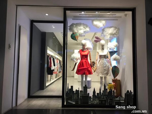Cần sang shop thời trang đường Võ Văn Tần