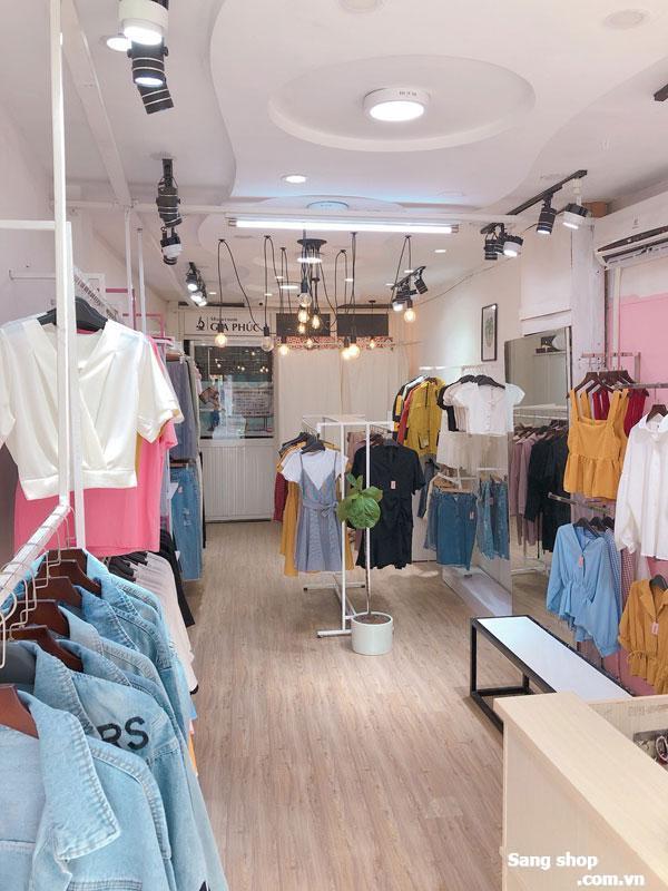 Cần Sang Shop Thời Trang Mặt tiền Phan Đình Phùng.