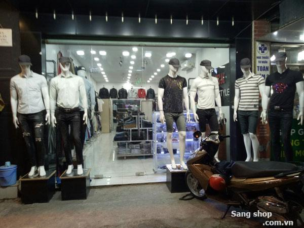 Cần sang Shop Thời Trang Nam. Mặt tiền đường Nguyễn Ảnh Thủ, quận 12