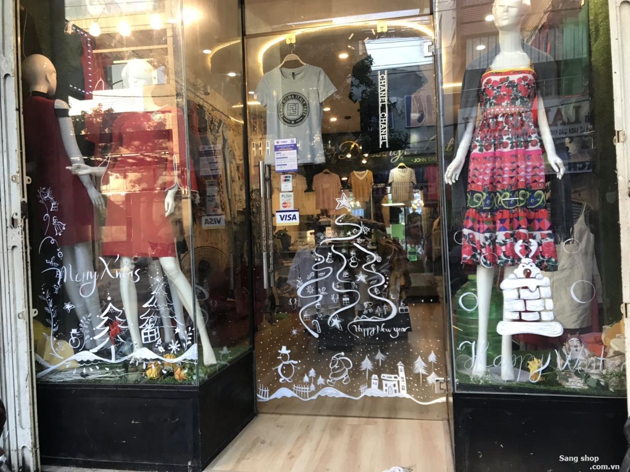 Cần sang shop thời trang nữ đường Phan chu Trinh. Đà Nẵng