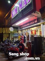 Cần sang shop thời trang nữ huyện Củ Chi