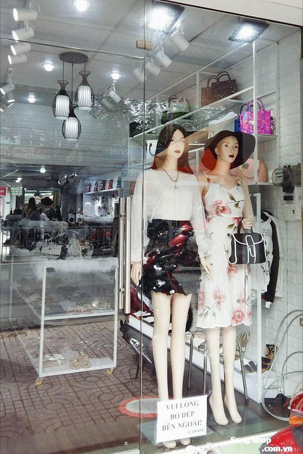 Cần sang shop thời trang nữ, quận 3