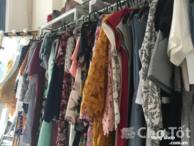 Cần sang shop thời trang nữ Tân Bình