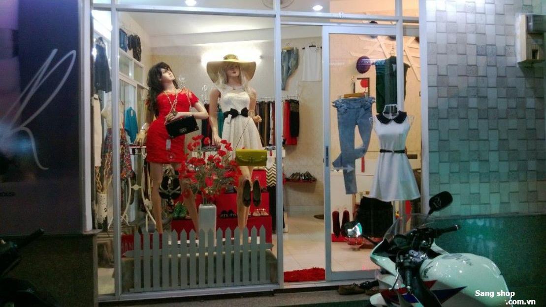 cần sang shop thời trang nữ Tân Phú
