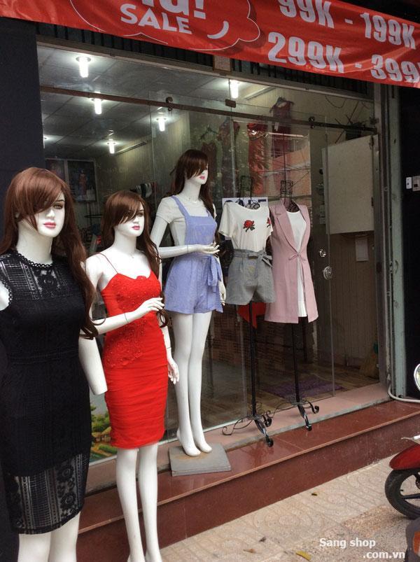 Cần sang shop thời trang quận Tân Phú