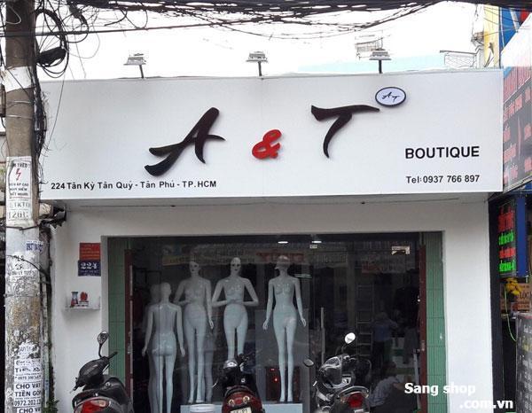 Cần sang shop thời trang tuổi teen, hàng An Đông, Quảng ChâuSang shop thời trang 224 Tân Kỳ Tân Quý, Tân Phú