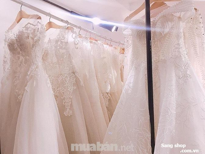 Sang studio kinh doanh Áo cưới Quận Phú Nhuận