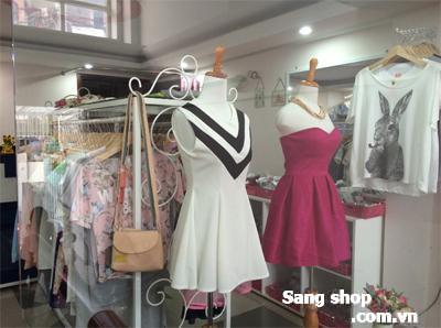cần sang toàn bộ shop thời trang hàng xách tay từ Thái