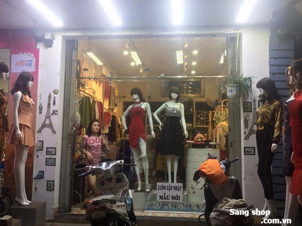 Cần tiền mua nhà nên Sang gấp shop thời trang nữ