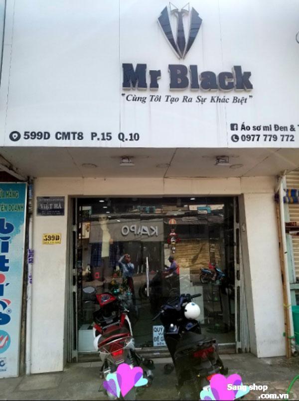 Chính Chủ Sang Shop Thời Trang Nam