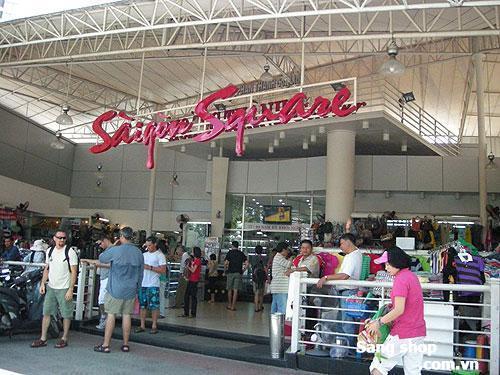 Cho thuê hoặc Sang kiot TTTM SG Square Quận 3