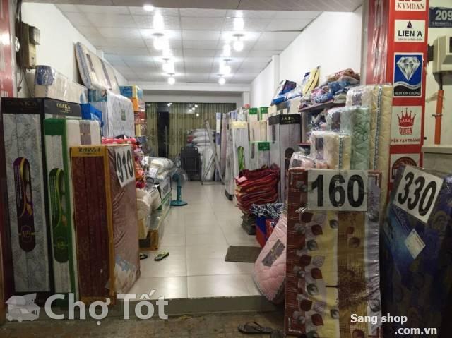 Cho thuê mặt bằng số 207 Lê Đại Hành, P13, Q11 (gần Lotte Lê Đại Hành)