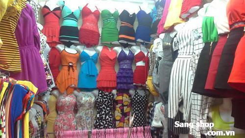 Cho thuê shop thời trang tại quận 6