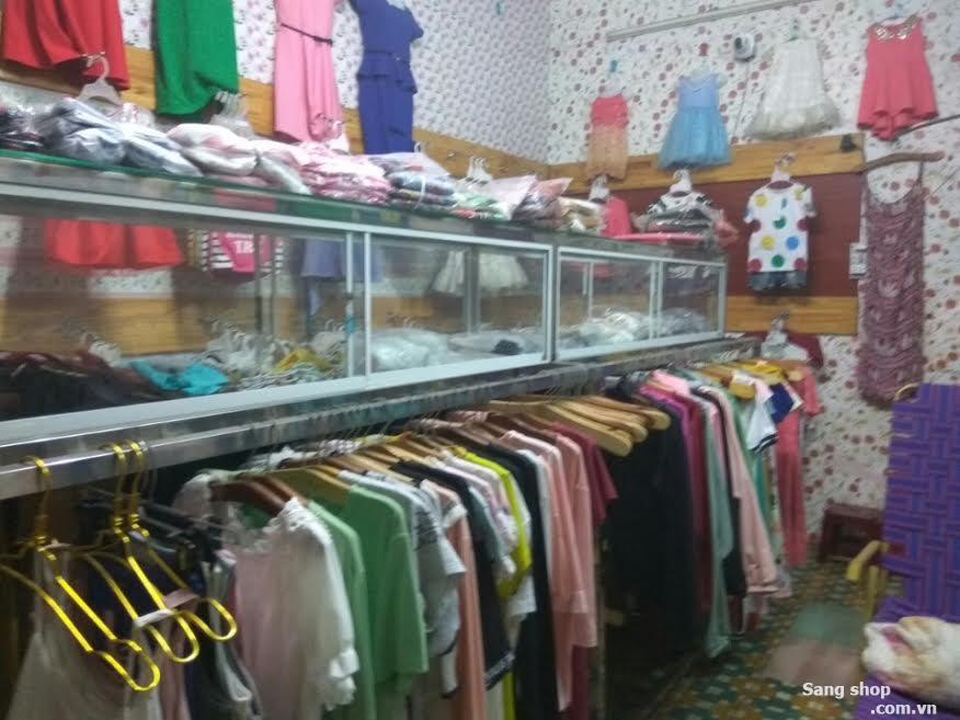 Chuyển nhượng shop quần áo mẹ và bé