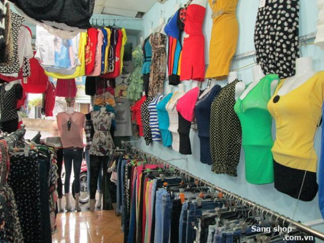 Đi nước ngoài, cần sang shop thời trang