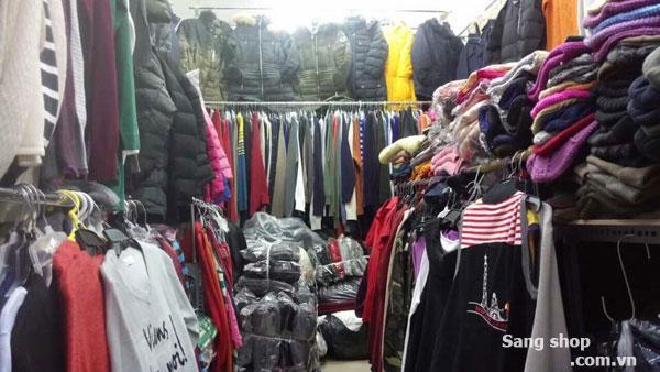 Định cư cần Sang shop quần áo đang kinh doanh