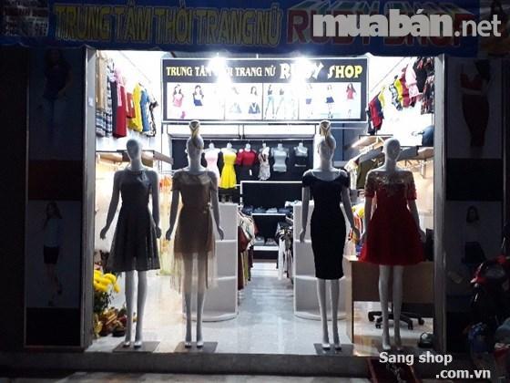 Do bận công việc cần sang gấp Shop Thời Trang Nữ