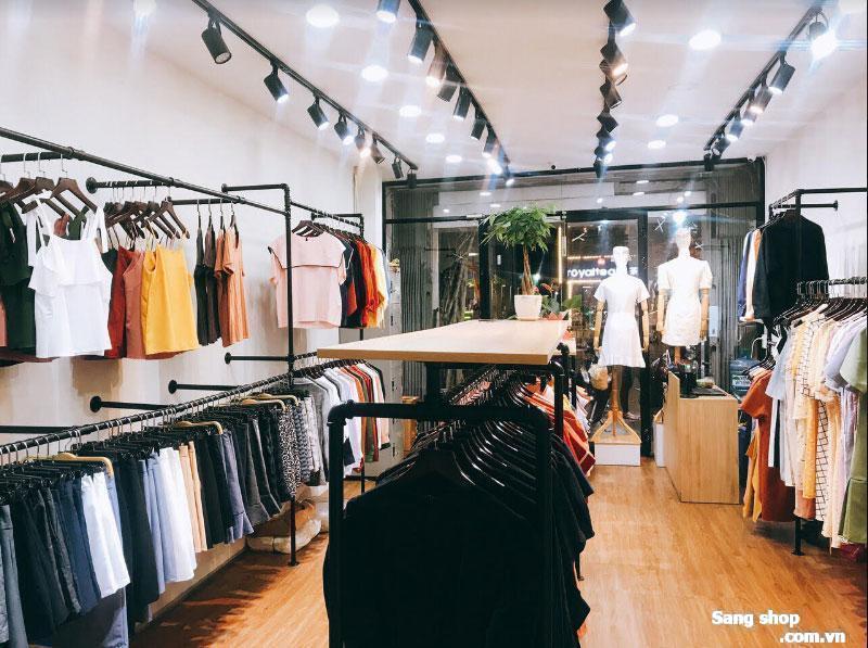 Sang Shop Thời Trang Nữ thiết kế