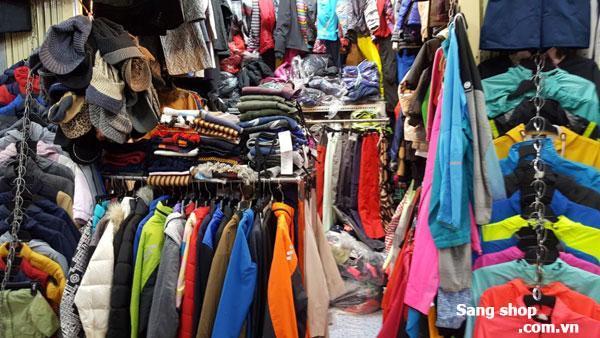 Nhượng cửa hàng VNXK chợ nga quận 1