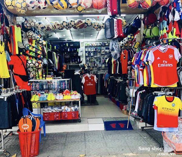 Nhượng Shop kinh doanh các mặt hàng thể dục thể thao