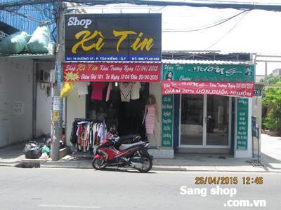 Sang  Shop quần áo - đầm- váy nữ quận 7
