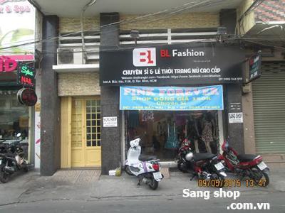 Sang  Shop quần áo nữ đường Bắc Hải