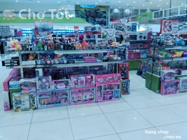 Sang 2 shop liền kề kinh doanh đồ chơi trẻ em