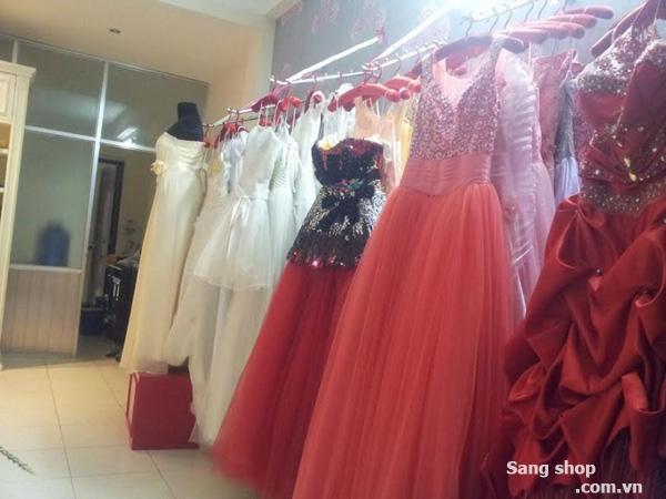 Sang áo cưới giá rẻ quận 9