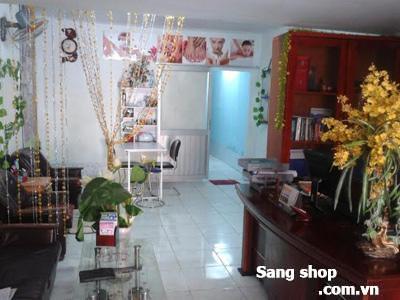Sang cơ sở shop mỹ phẩm - spa