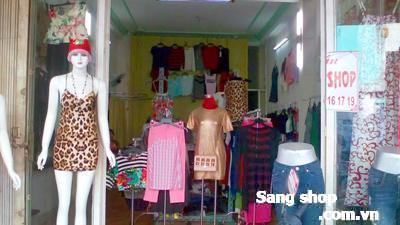 Sang shop TT nữ 38 Út Tịch Quận Tân Bình