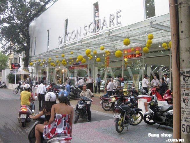 Sang hoặc cho thuê kiot tại TTTM Saigon Square 1