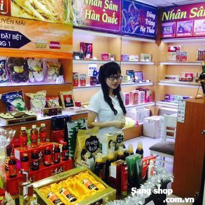 sang gấp cửa hàng Nhân Sâm Hàn Quốc