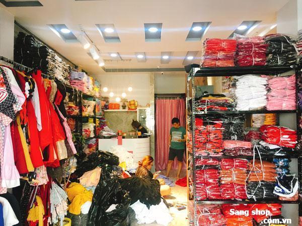 Sang gấp mặt bằng shop Decor mới quận Tân Phú