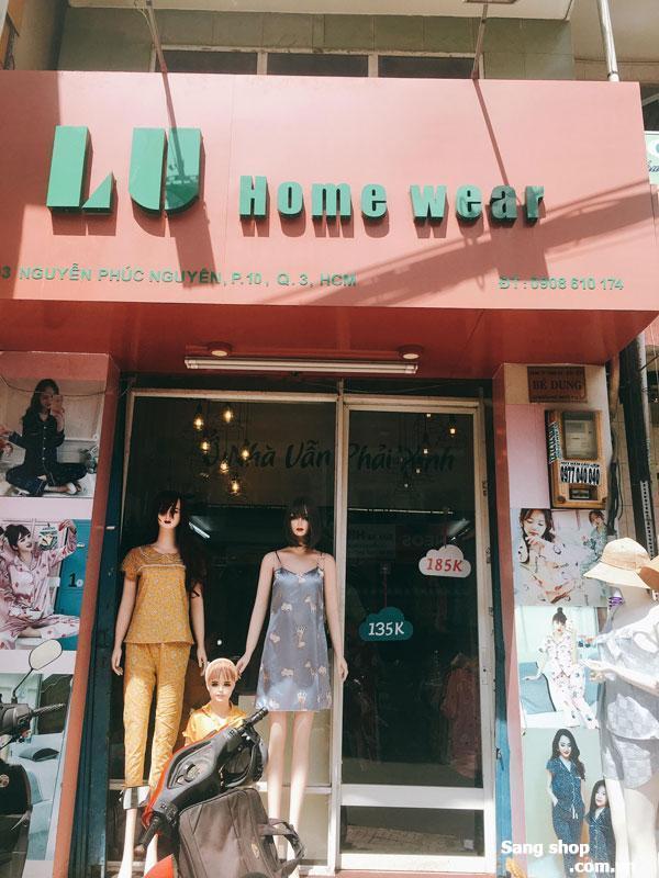 Sang Gấp MB Shop hoặc Shop Thời Trang , MT Nguyễn Phúc Nguyên, Q.3