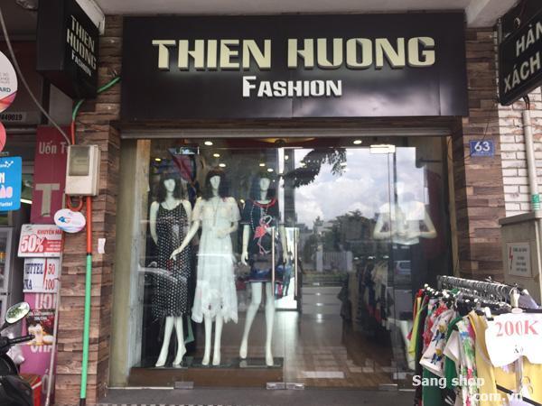 Sang gấp MB shop thời Trang quận Tân Bình