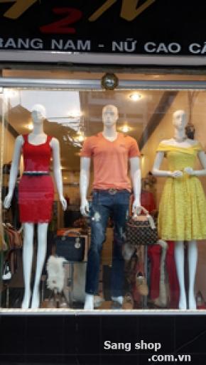 Sang Gấp Shop  đường Nguyễn Đình Chiểu Quận 3
