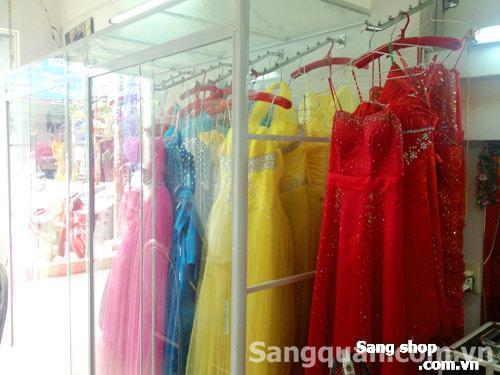 Sang gấp shop áo cưới quận Thủ Đức
