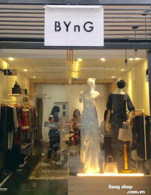 Sang Gấp Shop đường Trần Quang Diệu