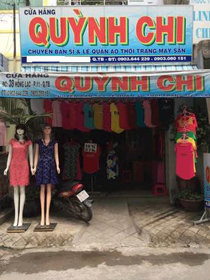 Sang Gấp Shop Nữ Giá Rẻ quận Tân Bình