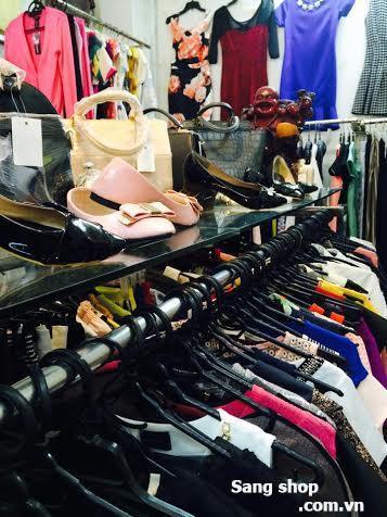 sang gâp shop quần áo cho nữ quận Gò Vấp