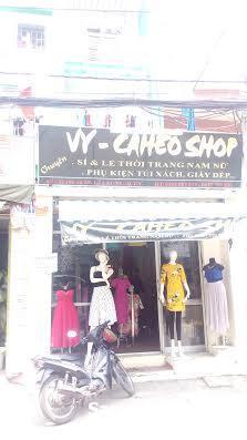 sang gâp shop quần áo nữ mặt tiền Lê Lai