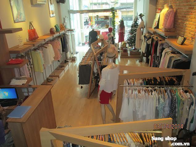 Sang Gấp Shop Thời trang đường Nguyễn Trãi, quận 5